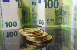 Gold, Goldmünze, Euro (Foto: Goldreporter)