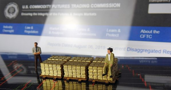 Gold, CoT, CFTC (Foto: Goldreporter)