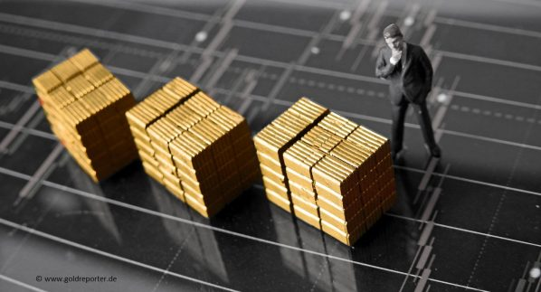 Gold, Goldpreis (Foto: Goldreporter)