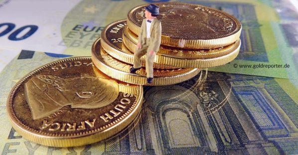 Gold, Goldpreis, Banken (Foto: Goldreporter)