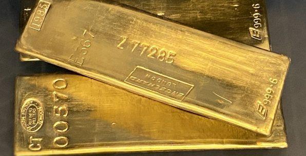 Gold, ETF, Goldbarren (Foto: Goldreporter)