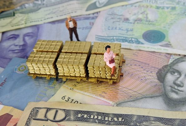 Gold, Vermögen, Geld (Foto: Goldreporter)