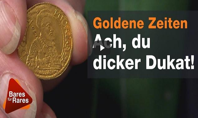 Goldmünze Bares Für Rares