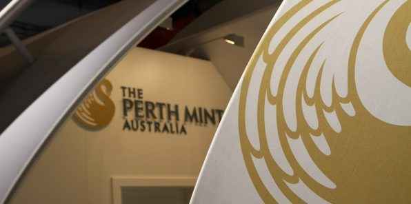 Gold, Goldmünzen, Perth Mint (Foto: Goldreporter)