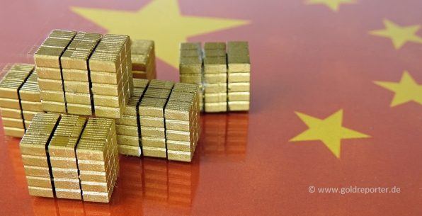 Gold, China, Shanghai, Futures (Foto: Goldreporter)