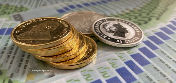 Goldmünzen, Silbermünzen, Preise, Aufgeld (Foto: Goldreporter)