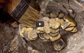 Goldmünzen, Israel, Fund