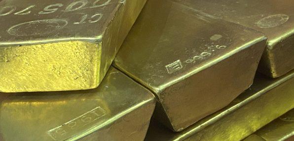 Goldbarren, Goldmünzen, Goldreserven (Foto: Goldreporter)