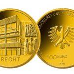 100-Euro-Goldmünze-Recht