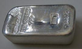 Silber, Silberpreis (Foto: Goldreporter)
