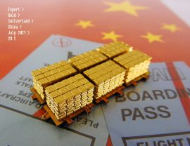 Gold, China, Schweiz (Foto: Goldreporter)