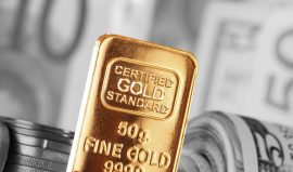 Goldbarren, Goldstandard