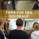 Gold-kaufen-Tipps