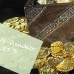 Goldpreis-US-Rendite