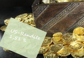 Gold, Goldpreis, Staatsanleihen, Rendite (Foto: Goldreporter)