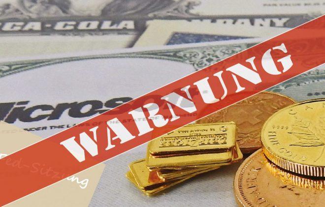 Goldpreis, Fed-Sitzung, Evergrande (Foto: Goldreporter)