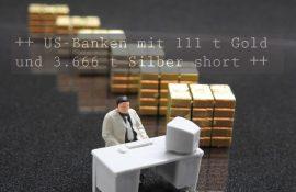 Gold, Silber, Goldpreis, Banken (Foto: Goldreporter)